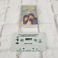 Light Of Day Soundtrack 1987 CBS Rare Cassette Joan Jett & Michael J. Fox!