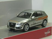 Herpa Audi Q5 Audi Ingolstadt SERVICE Mobil - 048583 - 1/87