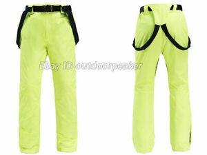 Women's Winter Sports Womens Ski Pants Waterproof Snow Pants Snowboard Trousers