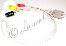 Télémétrie-électrodes-Câble - 700 mm-Telemetry-Electrodes-Cable