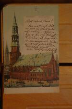 AK (1905) Hamburg Catharinen Kirche (176)
