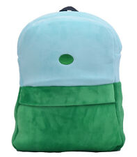 2018 New Adventure Time cosplay Finn plush toy Backpack School Bag  Z-05