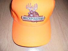 Buckmasters Paramount Outdoors Neon Orange Deer Hunting Baseball Cap Hat