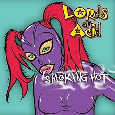 Lords of Acid SMOKING Hot CD 2016