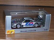 """1/43 Maisto Mercedes Benz AMG CLK - GTR """"Warsteiner"""" #1 MIB"""