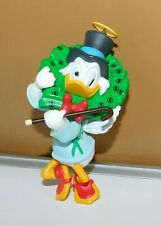Vintage Grolier Disney Christmas Ornament Duck Uncle Scrooge