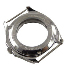 High Quality 40mm Watch Case Stainless Sapphire Crystal for 2824 2836 Movement