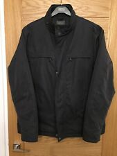 Geox Respira Thermore Men's Grey Jacket Coat Size 40 Great Condition