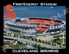 Cleveland Browns - FirstEnergy Stadium - Flexible Fridge MAGNET
