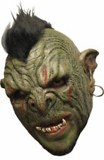 Morris Costumes Orc Mok Deluxe Ghosts Chinless Head Latex Mask One Size. TB27543