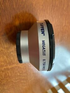 Tiffen Megaplus Wide Angle Converter 43 Mm .75x Korea