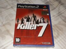 "PS2 "" KILLER7 "" SIGILLATO"