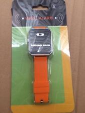 Arm Alarm personal security watch