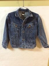 Lee Riders Denim Jean Jacket Acid Glacier Wash sz Medium
