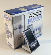 ASUS MY PAL A 730 Pocket PC, OVP, unbenutzt, mit allem Zubehör