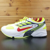 Nike Men's Air Ghost Racer Athletic Run Shoes Sz 8 Neon Yellow AT5410-100