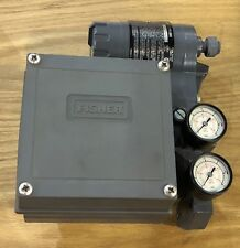 I/P Positionier replaces Fisher Controls 3582I-65