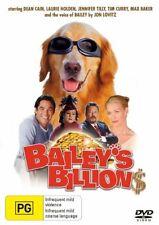 BAILEY'S BILLIONS DVD VOLUME 9 *4 MOVIE PACK* (NEW & SEALED)  R4