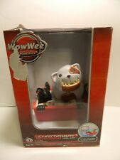WowWee Robotics Chatterbot Dog/Cat   works with  your PC or Mac  Ages 12+ New