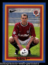 Deniky Bohemia AC Sparta Prag TOP AK Original Signiert +A47289