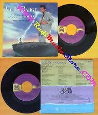 LP 45 7'' EL DE BARGE Who's johnny Short circuit theme Love me 1986 no cd mc dvd