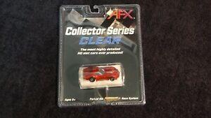 AFX 1970 Corvette LT1 Red Metallic #22038 - Mega G+ HO Scale Slot Car