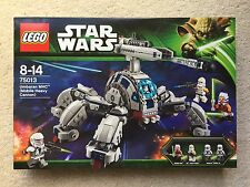 Star Wars LEGO 75013 Umbaran MHC Mobile Heavy Cannon NISB New Sealed Box
