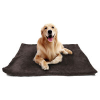 Pet Bed for Dog Cat Crate Mat Soft Warm Pad Home Indoor Outdoor Waterproof XL