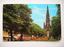 Edinburgh. (Princes Street and Walter Scott Monument)