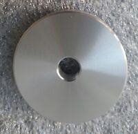 Centratore - Tondino - Adattatore Universale Giradischi per 45 Giri in Alluminio