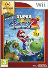 Super Mario Galaxy 2 Selects Nintendo Wii Two New Game