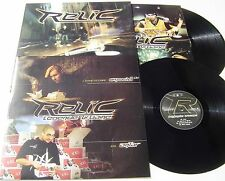 RELIC . LEGENDE URBAINE . FRENCH RAP , HIP HOP .VINYL . 2 LP