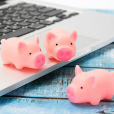 5PCS Squeeze Pig Animal Slow Rising Anti-Strss Practical Jokes Kids Adult Toys