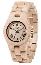 WeWood Criss Beige Women´s Wood Watch ww21001