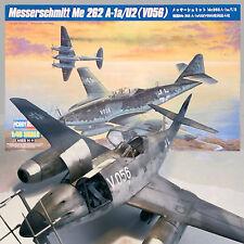 Trumpeter 80374 1/48 German Messerschmitt ME262 A-1a/U2(v056) Fighter Model