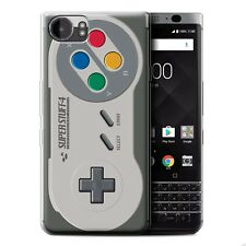 STUFF4 Gel/TPU Case/Cover for Blackberry KeyOne/BBB100/Games Console
