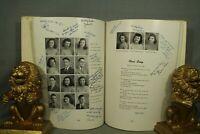 The Taj Harrisonburg High School Virginia vintage old Yearbook 1944