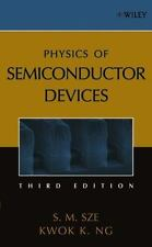 Physics of Semiconductor Devices by Sze, Simon M.; Ng, Kwok K.