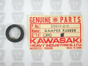 Kawasaki NOS NEW 25019-019 Meter Rubber Damper F7 F9 F11 G4 G5 KE KS KV 1970-81