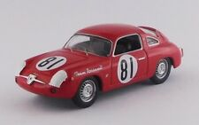 MODEL BEST 9713 - Fiat Abarth 750 record Monza SCCA National Cumberland Roa 1/43