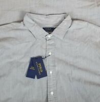 MEN/'S EASY CARE TALL LT-4XLT COTTON// POLY POLO SHIRT SIDE VENTS S-4XL POCKET
