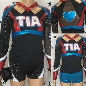 Cheerleading Uniform Allstar  Tia Adult  Med
