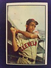 1953 Bowman Color Baseball Card # 86 Harry Simpson