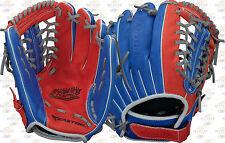 """Easton Stars & Stripes 11.5"""" Youth Baseball Mitt, Baseball Glove, RHT, STSTR"""