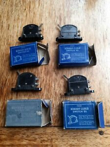 4 X Hornby Dublo D2 Switches