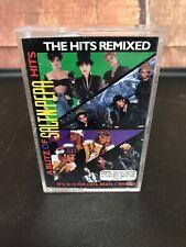 Salt-N-Pepa - A Blitz of Salt-N-Pepa Hits (Remixed) (1990 Next Plateau Cassette)