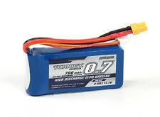 Turnigy 700mAh 3S 11.1V 30C 60C Lipo Battery Pack XT-30 Planes, Helicopter, Cars