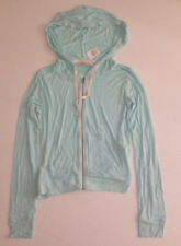 BNWT HOLLISTER PASTEL MINT GREEN HOODIE SIZE S