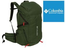 Columbia Pine Hollow Day Pack Backpack, in Spruce Green 20 x7 x11 Nailhead Nylon