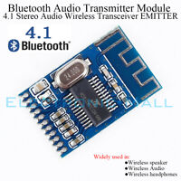 Bluetooth Audio Transmitter Module 4.1 Stereo Audio Wireless Transceiver EMITTER